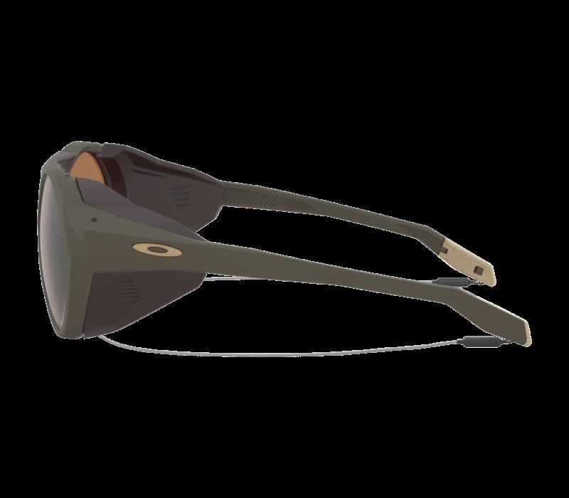Oakley Clifden Matte Olive Green with Prizm Tungsten Polarized