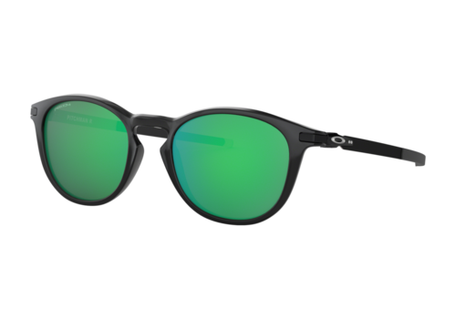 Oakley Oakley Pitchman R Black Ink with Prizm Jade