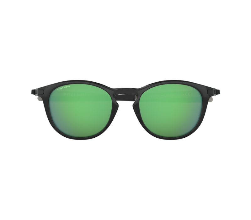Oakley Pitchman R Black Ink with Prizm Jade