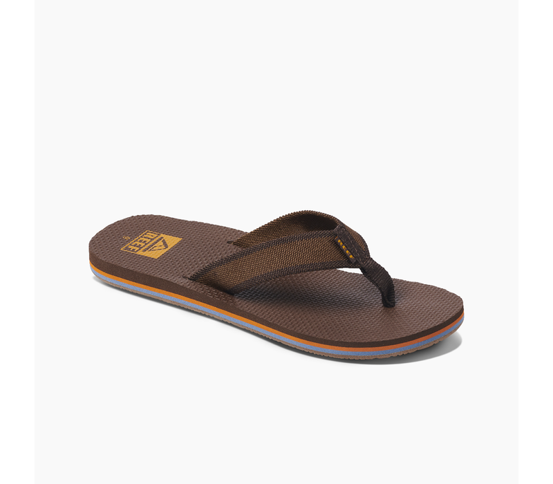 Reef Beach Woven Brown