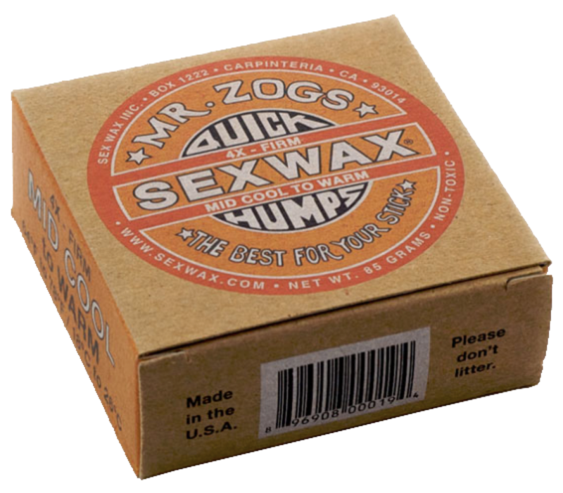 Mr. Zog's Sex Wax Cool Mid Warm