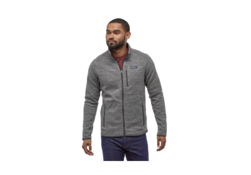 Patagonia Patagonia Men's Better Sweater® Fleece Jacket - Nickel