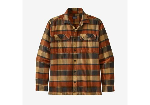Patagonia Patagonia Men's Long-Sleeved Fjord Flannel Shirt