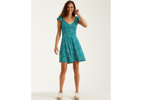 Billabong Billabong Forever Yours Dress Seagreen