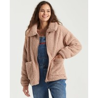 Billabong Scenic Route Jacket Warm Sand