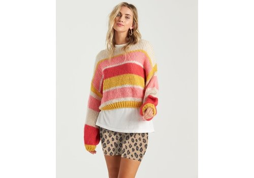 Billabong Billabong Soft Wind Sweater Guava