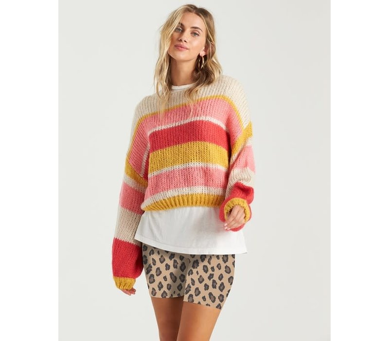 Billabong Soft Wind Sweater Guava
