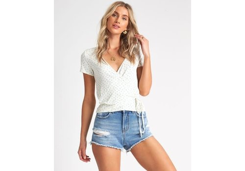 Billabong Billabong Find Me Top Salt Crystal