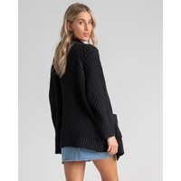 Billabong Warm Up Sweater Black