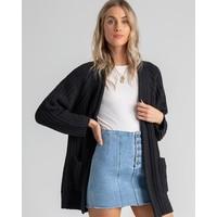 Billabong Warm Up Sweater Black