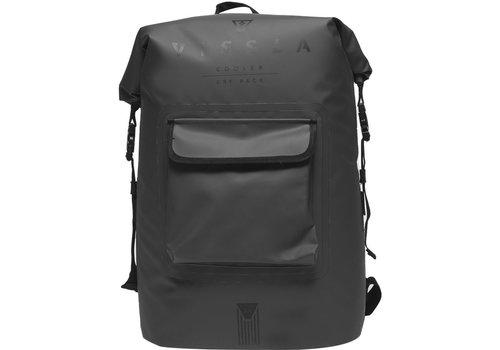 Vissla Vissla Ice Seas Cooler 24L Dry Backpack Black