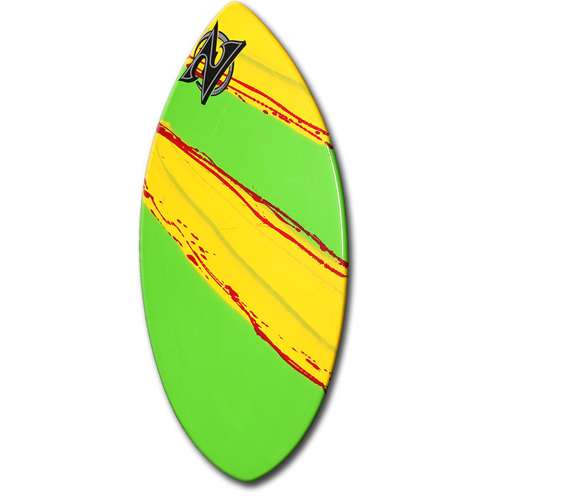 "Zap Medium Wedge 45"" Skimboard"