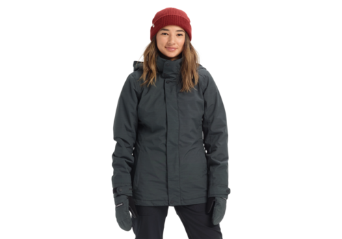 Burton Burton W's Jet Set Jacket True Black Heather
