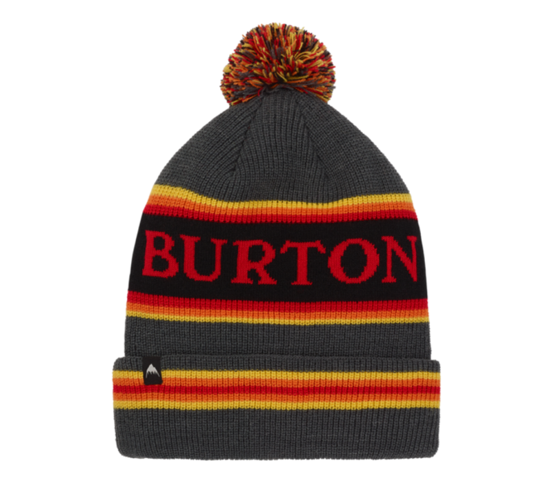 Burton Trope Beanie True Black Heather