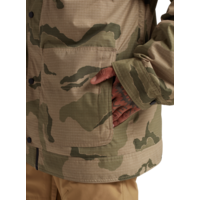 Burton M's Dunmore Jacket Barren Camo