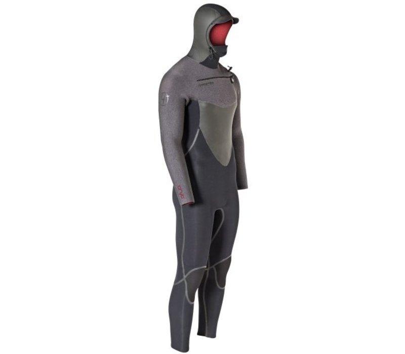 Hyperflex Mens Vyrl Cryo 6/5 Hooded Full Suit