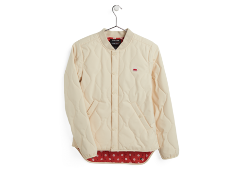 Burton Burton W's Kiley Legislated Jacket Creme Brulee