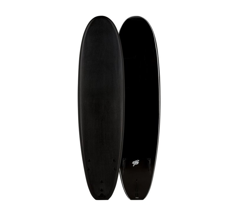 Catch Surf Blank Series 7'0 Tri Fin Black