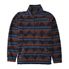 Billabong Billabong Boundary Mock Neck Polar Fleece Malibu