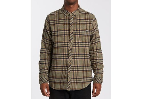 Billabong Billabong Coastline Flannel Military