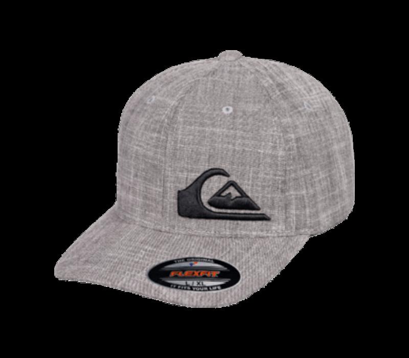 Quiksilver Final Hat Light Grey Heather L/XL