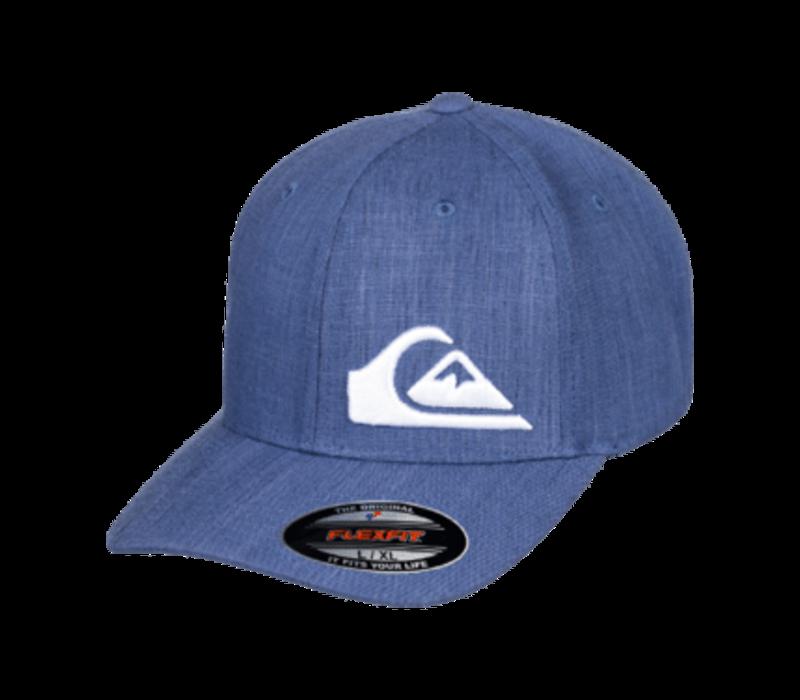 Quiksilver Final Hat Blue Nights Heather L/XL