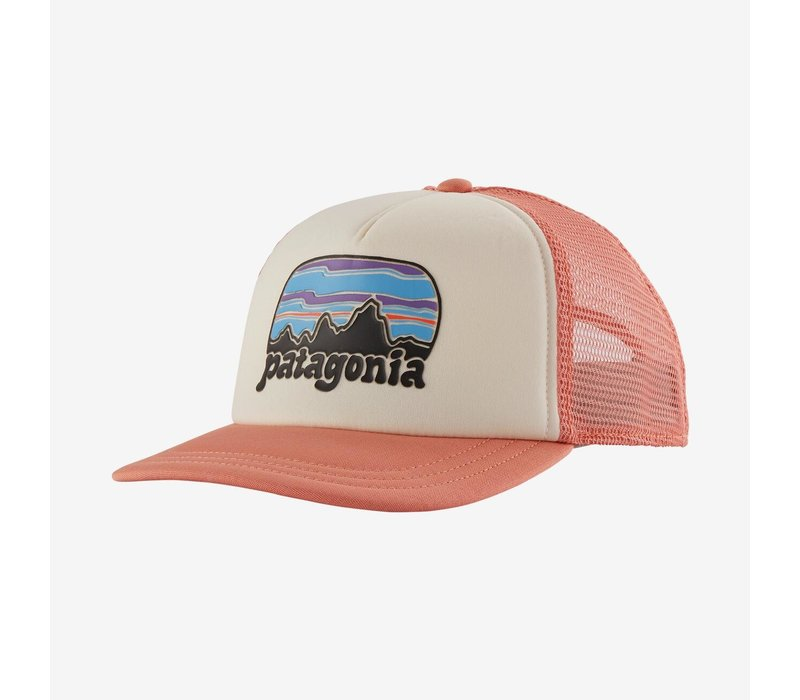 Patagonia W's Fitz Roy Far Out Interstate Hat Mellow Melon