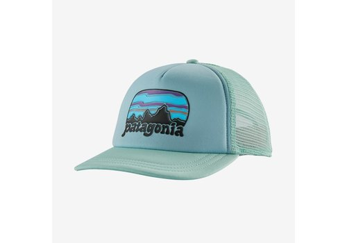 Patagonia Patagonia W's Fitz Roy Far Out Interstate Hat Gypsum Green