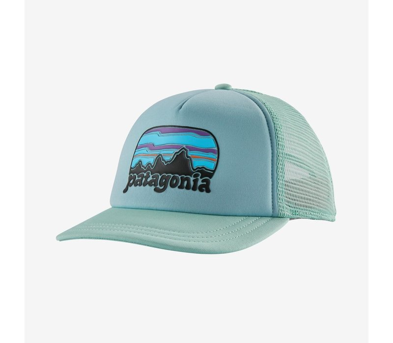 Patagonia W's Fitz Roy Far Out Interstate Hat Gypsum Green