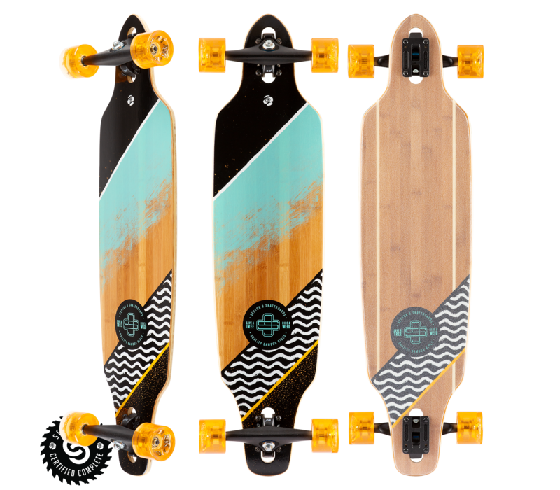 """Sector 9 Flow Mini Lookout Complete 37.5"""" x 9.25"""""""