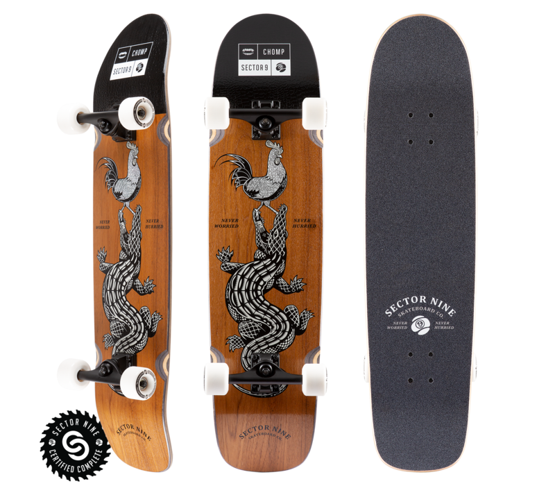 """Sector 9 Sweeper Complete 36.0"""" x 9.0"""""""