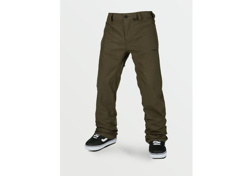 Volcom Volcom Freakin Chino Black Military