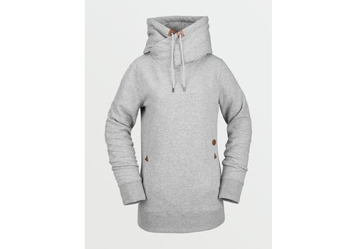 Volcom Volcom Tower Pullover Fleece Heather Grey