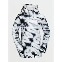 Volcom Costus Pullover Fleece White