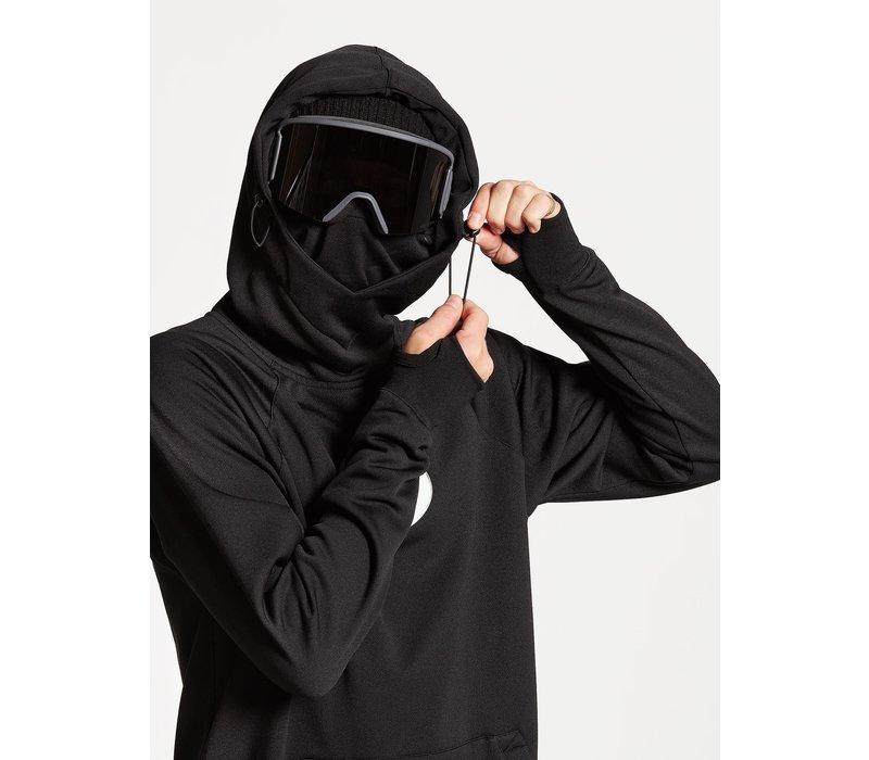 Volcom Hydro Riding Hoodie Black