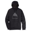 Burton Burton M's Oak Pullover True Black Heather