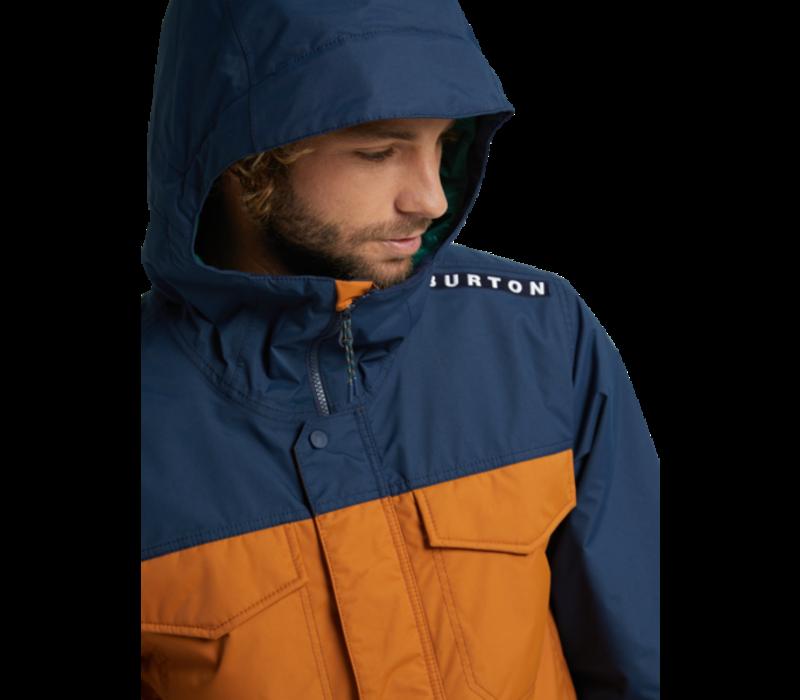 Burton Covert Jacket Dress Blue True Penny