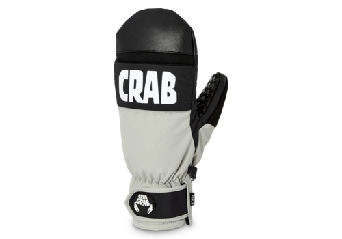 Crab Grab Punch Mitt Bright Grey