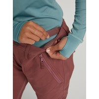 Burton Vida Pant Rose Brown