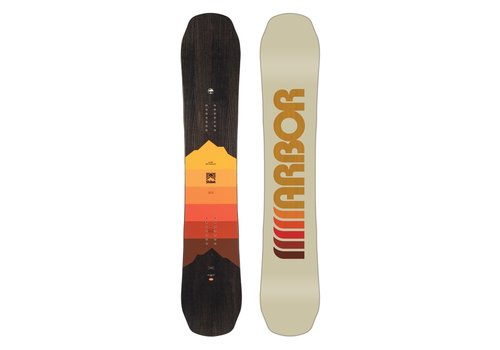 Arbor Arbor 20/21 Shiloh Camber Snowboard