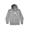 Crab Grab Classic Hoody Gunmetal Heather