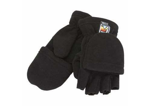 Coal Head Wear Coal Wherever Glove Black