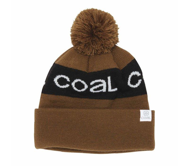 Coal Team Beanie Light Brown