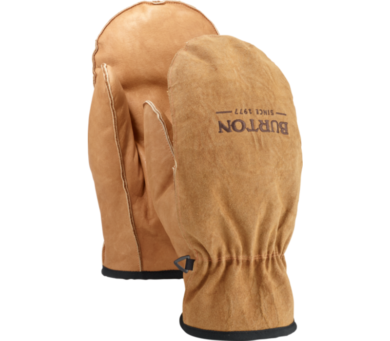 Burton Workhorse Mitt  Raw Hide