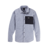 Burton Burton Men's Burton Hearth Fleece Shirt Gray Heather