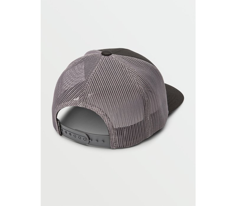 Volcom Stone Hill Cheese Hat Black