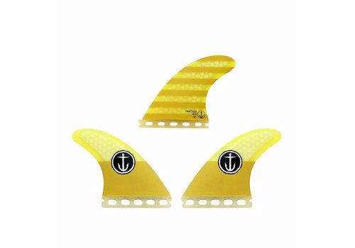 Captain Fin Co. Captain Fin CF Small ST Yellow