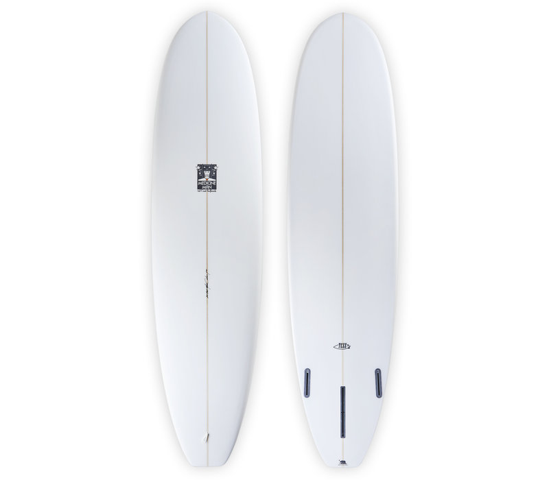 "3rd Coast Surfboards 8'0 Medicine Man ""Blank Series"""