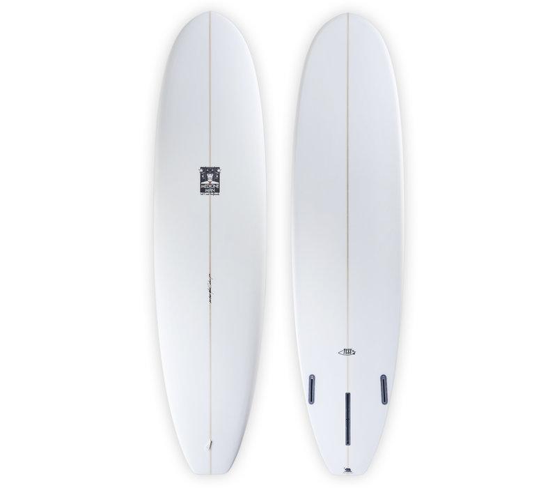 "3rd Coast Surfboards 7'2 Medicine Man ""Blank Series"""