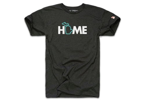 The Mitten State The Mitten State Home Heather Black
